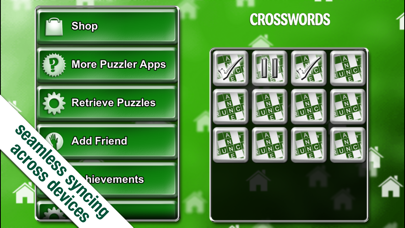 Crosswords Puzzler screenshot two