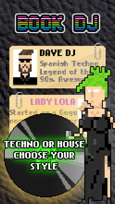 Dave in the Tunnel Raveのおすすめ画像3
