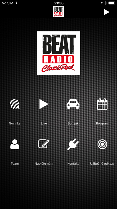 Rádio Beat screenshot one