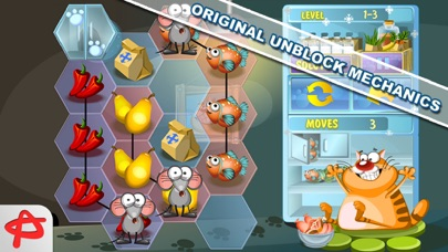 Steal the Meal: Unblock Puzzle screenshot 6