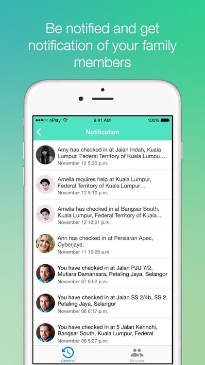 Funa - Family Locator screenshot-3