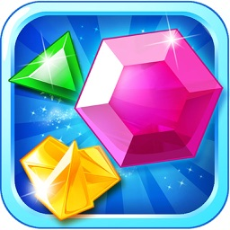 Match 3 Diamond Crush Deluxe Free