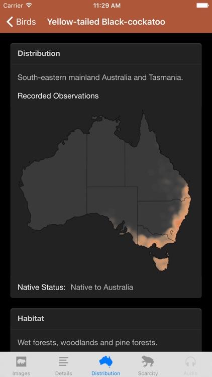Field Guide to South Australian Fauna screenshot-4