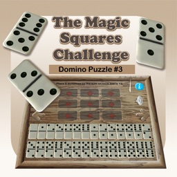 Magic Squares - Domino Puzzle #3