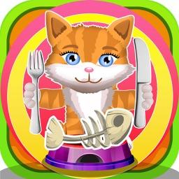 Pet Food Maker Salon - baby dessert making & kids cake cooking games for boys girls!