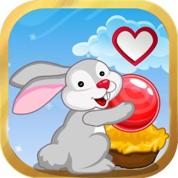 Bunny Bubble:Sweet Valentine's Day 214
