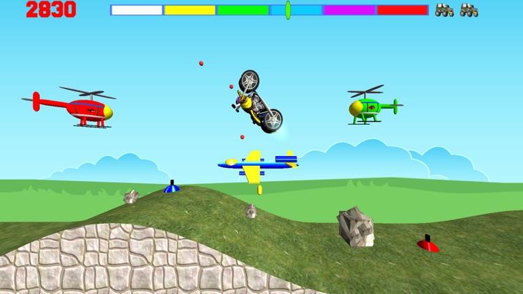 Motorcycle Madness on patrol screenshot-0
