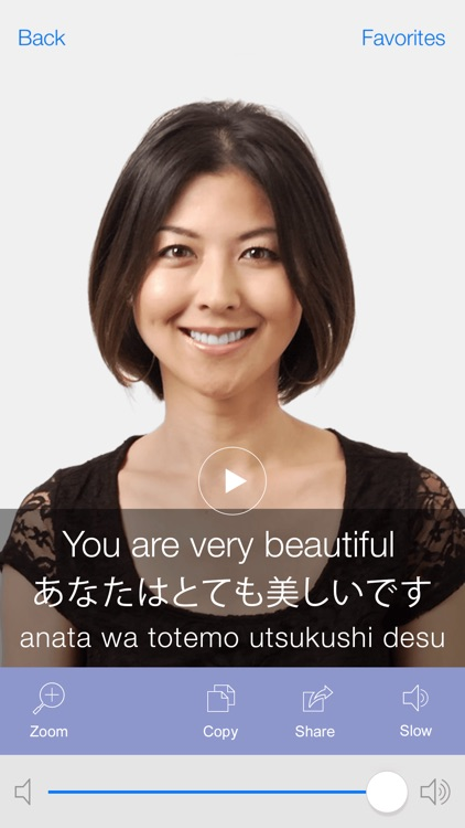 Japanese Pretati - Translate, Learn and Speak with Video screenshot-4