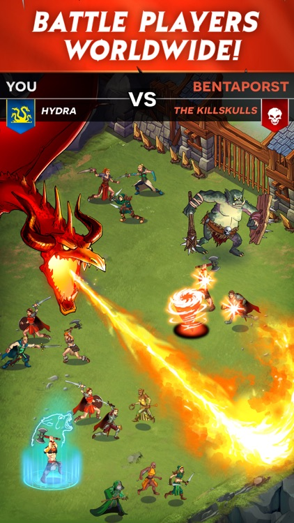 StormBorn: War of Legends screenshot-0