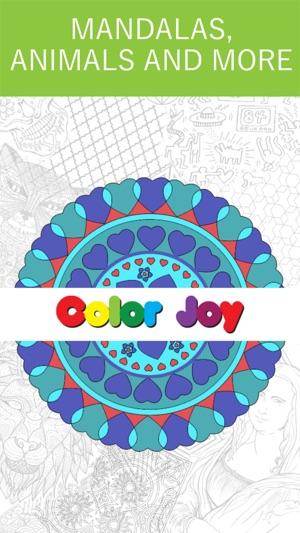 Mandala Coloring Book! on the App Store