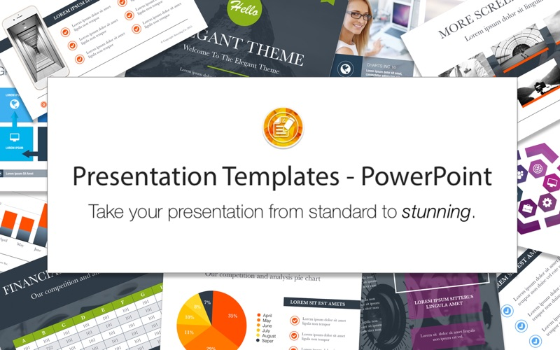 Presentation Templates for PowerPoint for Mac