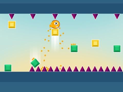 Screenshot #5 for Jumping Genius - Hyper Monster Rush & Swiper Shape Mobile Game