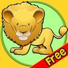 as crianças adoram os animais da selva icon