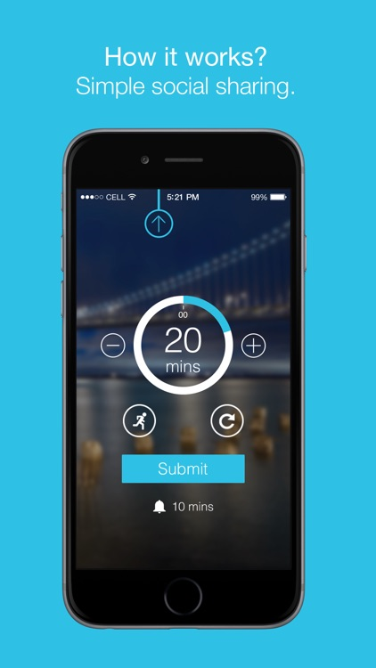 MiFlight™ – Airport security line wait times