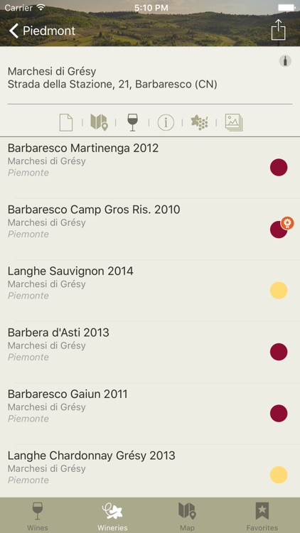 Slow Wine 2016 - The Wine Guide by Slow Food screenshot-2