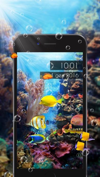 Amazing Aquarium Clock