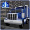 3D货运卡车模拟器 - 卡车司机运输及司机停车模拟游戏