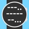 Morse Code Training Watch