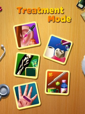 Скачать игра врача для детей  претендует на лучший доктор