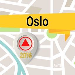 Oslo Offline Map Navigator and Guide