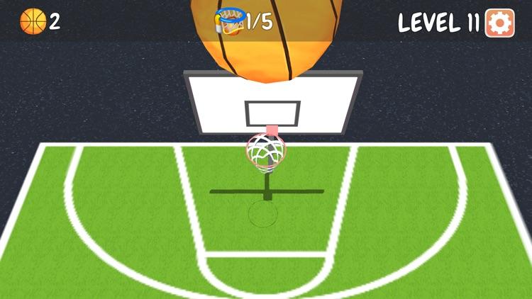 Basketball Master Challenge - Ball Throwing Champion