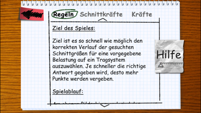 Schnittkraftmeister screenshot two