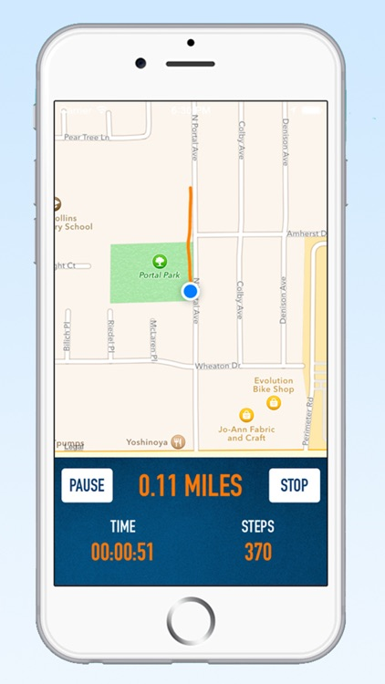 Pedometer Step Counter - Walking Running Tracker