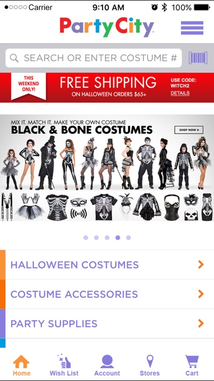 Party City screenshot-0