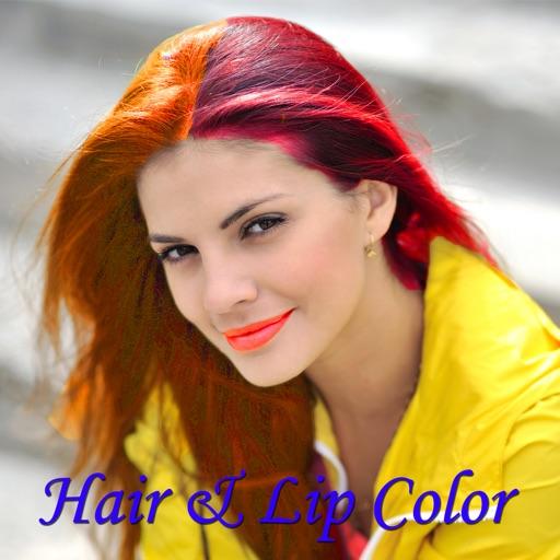 Hair Lip Color Changer