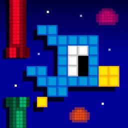 Dippy Chick - Pixel Bird Flyer by Qixel