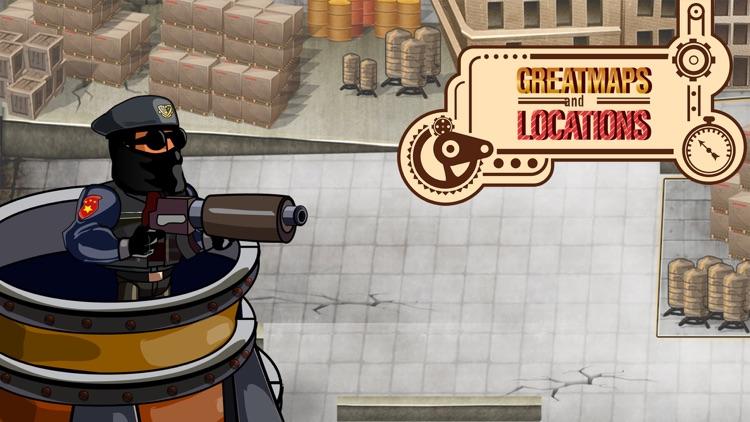 Global Strike Force - Modern Counter Offensive Game screenshot-4
