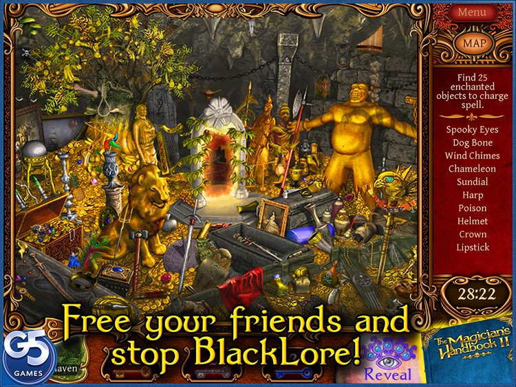 The Magician's Handbook II: Blacklore HD (Full) screenshot-4