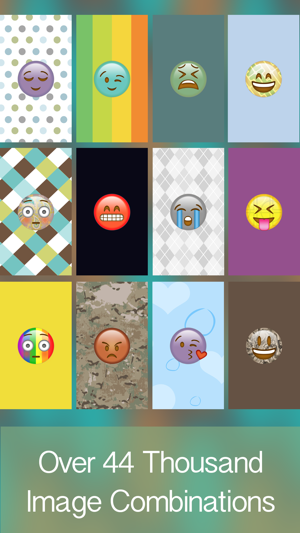 Emoji Wallpaper Builder FREE