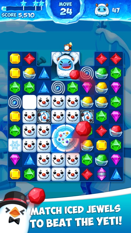 Jewel Pop Mania: Match3Puzzle! screenshot-2