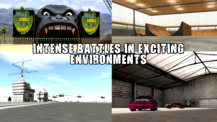 Extreme Gear: Demolition Arena screenshot-3
