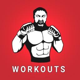 MMA Spartan Workouts & Exercises Free