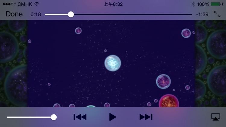 Video Walkthrough for Osmos screenshot-3