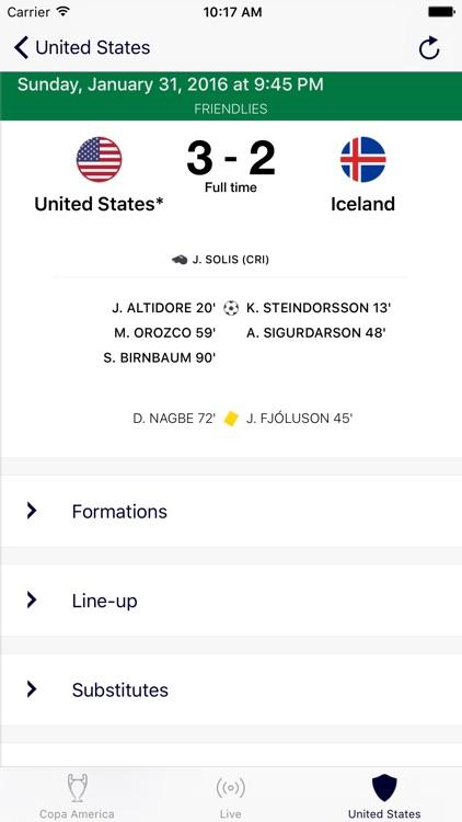 Copa America - 2016 USA screenshot-4