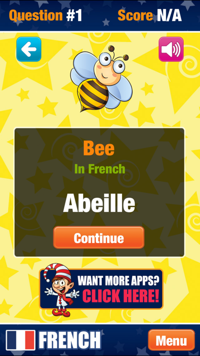 French Lessons Free screenshot two