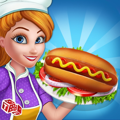 Кухня Лихорадка Burger Shop