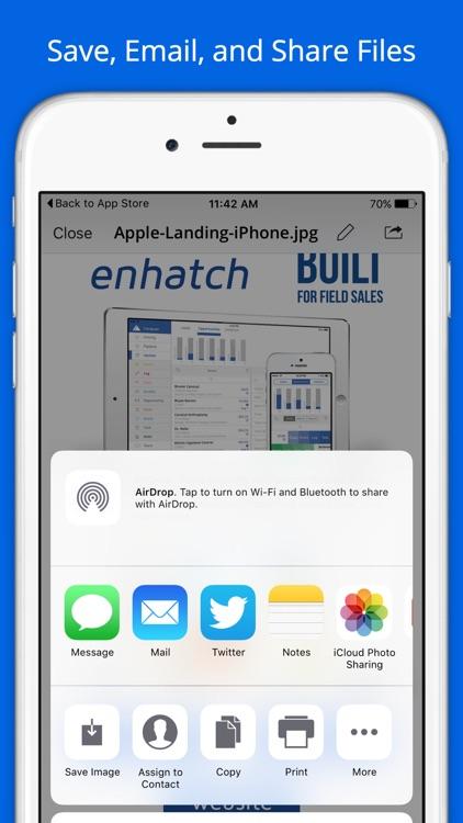 Enhatch for Marketing screenshot-4