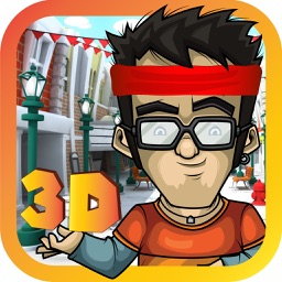 Crazy Kid Run For Fun - Endless Running Game