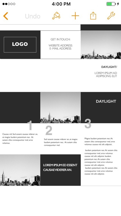 Templates for Pages screenshot-3