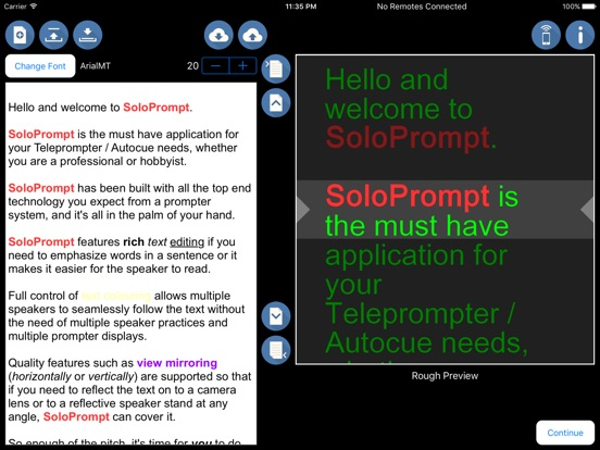 Screenshot #4 pour SoloPrompt