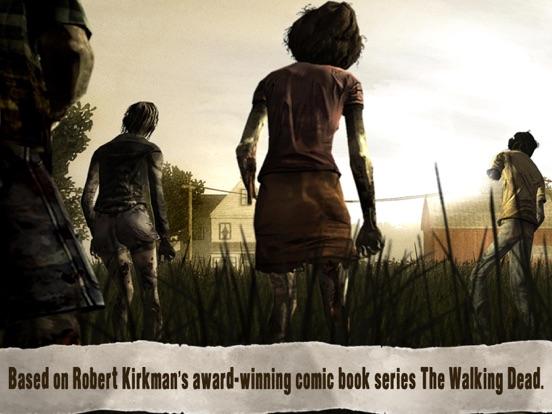 Walking Dead: The Game iPad