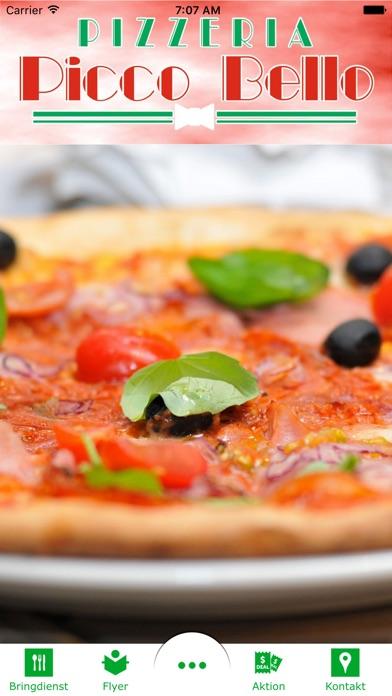 Pizzeria Picco Bello - LengedeScreenshot von 1