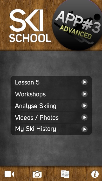 Ski School Advanced