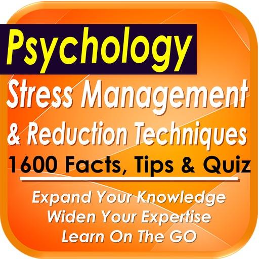 Stress Management & Reduction Techniques: 1800 Practical Tips, Study Notes  & Quizzes by Karim SLITI