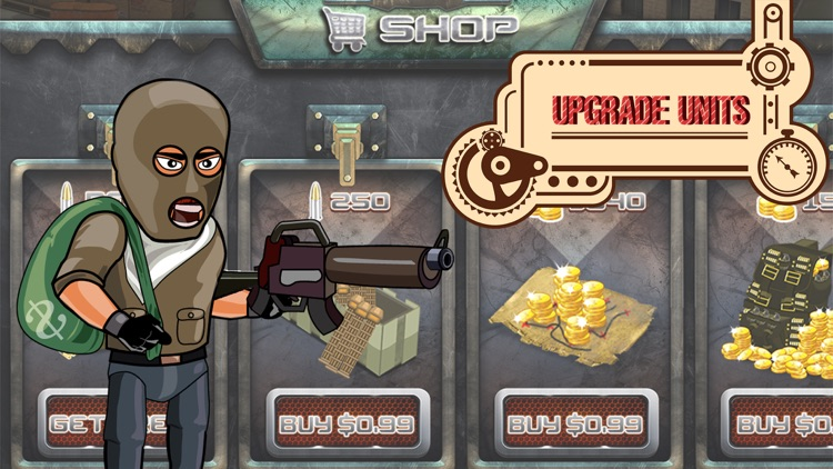 Global Strike Force - Modern Counter Offensive Game