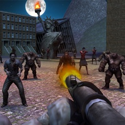 Zombie Shooter Battlefield